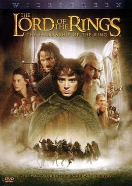 Lord of the Rings , The 1: The Fellowship of the Ring (Widescreen Edition)