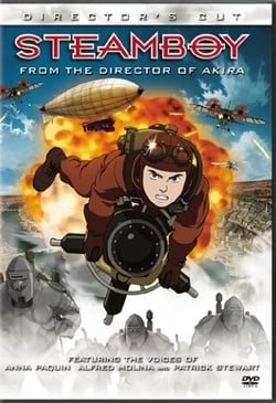 Steamboy - Director's Cut (Widescreen Edition)