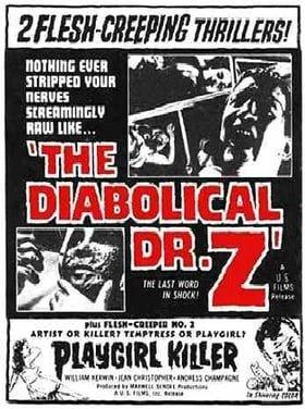 Diabolical Doctor Z