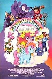My Little Pony Film 1986 Deutsch