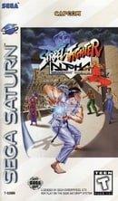 Street Fighter Alpha: Warrior