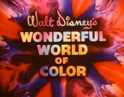 Walt Disney's Wonderful World of Color