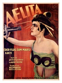 Aelita: The Queen of Mars
