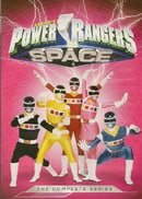 Power Rangers in Space