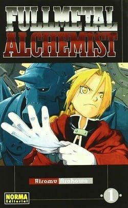 Fullmetal Alchemist, Volume 01