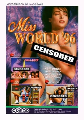 Miss World '96