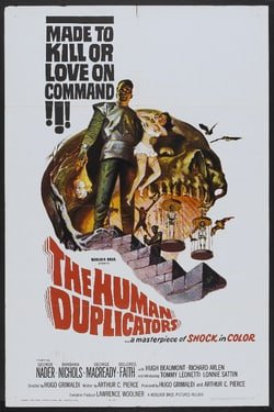 The Human Duplicators