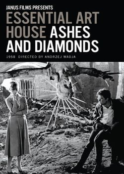 Ashes and Diamonds - Essential Art House