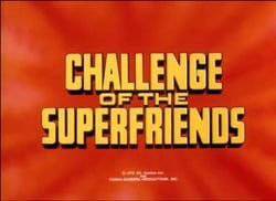 Challenge of the Super Friends