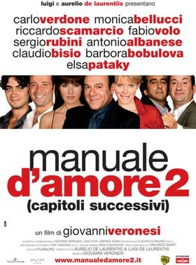 Manuale d'amore 2