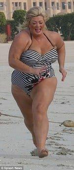 Fat Mature Blonde 40