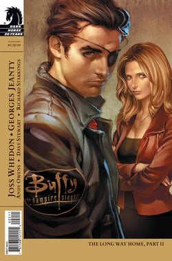 Buffy the Vampire Slayer Season 8: #2