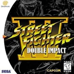 Street Fighter III Double Impact