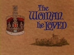 The Woman He Loved