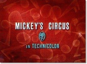 Mickey's Circus