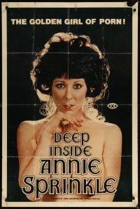 Deep Inside Annie Sprinkle