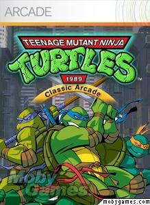 Teenage Mutant Ninja Turtles: 1989 Classic Arcade