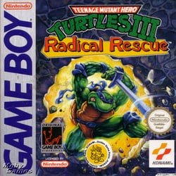 Teenage Mutant Ninja Turtles III: Radical Rescue