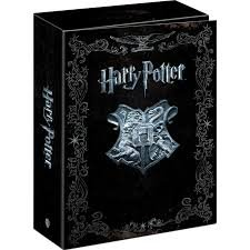 Harry Potter: The Complete 1-8 Film Collection - Limited Numbered Edition (Blu-ray + DVD) [Region Fr