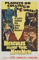 Hercules Against the Moon Men (aka Hercules vs. the Moon Men/Maciste contre les hommes de pierre)
