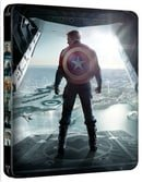 Captain America: The Winter Soldier (Steelbook blu-ray)