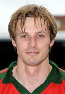 Bradley James