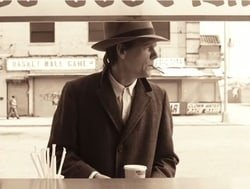 In 2009 she directed a short called These Vagabond Shoes, which was about a man (Kevin Bacon) in search of a hot dog