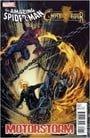 Amazing Spider-Man Ghost Rider Motorstorm #1