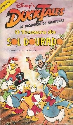 DuckTales: Treasure of the Golden Suns
