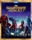 Guardians of the Galaxy (3D Blu-ray + UltraViolet Digital Copy)