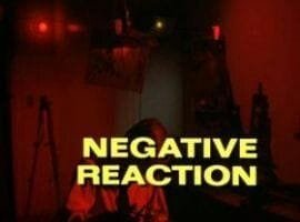 Columbo: Negative Reaction