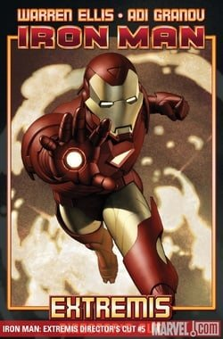 Iron Man: Extremis Premiere HC