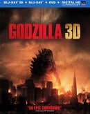 Godzilla 3D (+ DVD and UltraViolet Digital Copy)