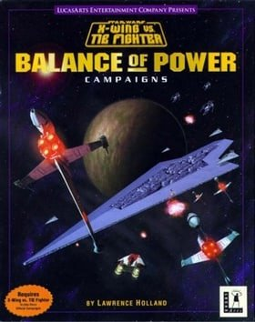 Star Wars: X-Wing vs TIE Fighter: Balance of Power