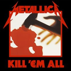 Kill 'Em All [CD] 1995