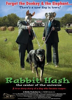 Rabbit Hash: Center of the Universe