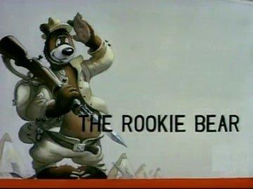 The Rookie Bear