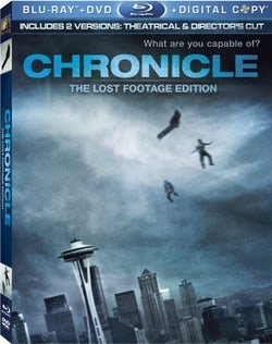 Chronicle (Two-Disc Blu-ray/DVD Combo +Digital Copy)