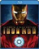 Iron Man: Ultimate 2-Disc Edition [Blu-ray]