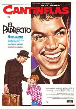 El Padrecito (aka The Little Priest)