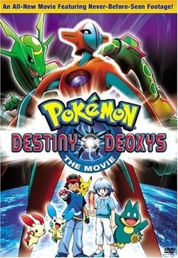 Pokémon - Destiny Deoxys