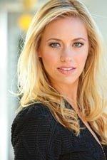 Blonde Female Actress 118