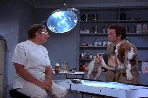 Columbo and his dog - YouTube