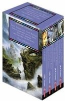 Collins Modern Classics - The Lord of the Rings/The Hobbit - Boxed Set of Four Books in Slip-case: A