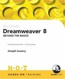 Dreamweaver 8: Beyond the Basics Hands-on Training