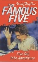 Five Fall Into Adventure (Famous Five)
