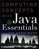 Computing Concepts with Java Essentials: World Student Edition
