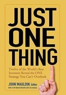 Just One Thing: Twelve of the World