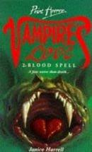 Blood Spell (Point Horror Vampire