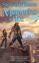 Memories of Ice (Malazan: Book of the Fallen #3)